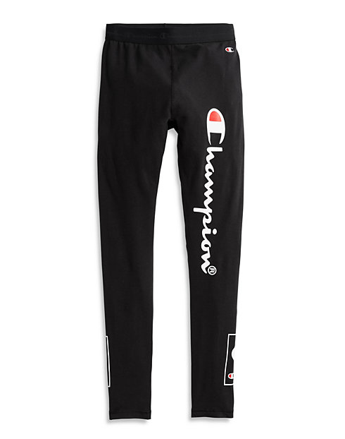 Champion Life® Women's Leggings, Behind The Label