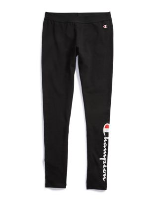 Champion Life® Women's Tights, Vertical Logo