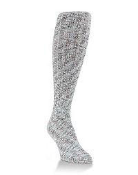 World's Softest® Ragg Knit Knee High Socks