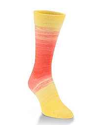 World's Softest® Sunrise Crew Socks