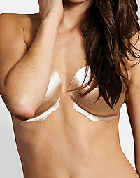 Adhesive Body Bra, 2-pack