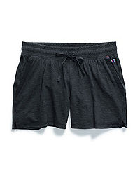Champion Women's Heathered Jersey Shorts